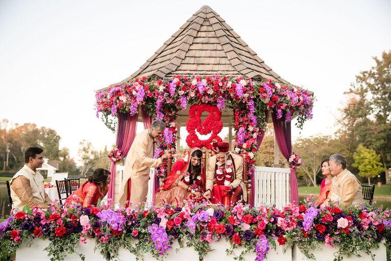 San Diego wedding venue in Carlsbad, California.