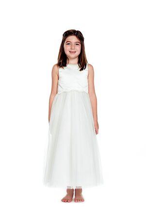 Bari Jay Flower Girls F0120 Ivory Flower Girl Dress