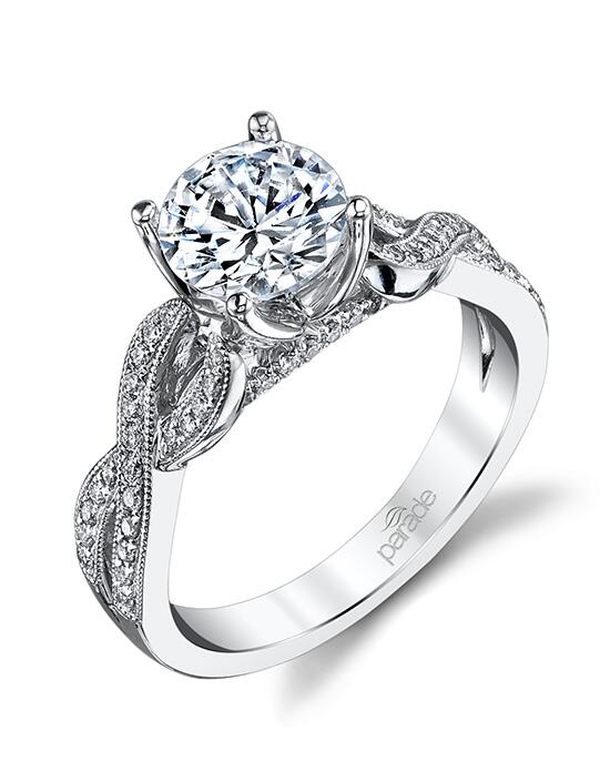Parade Design Style R3733 from the Hemera Collection Engagement Ring photo