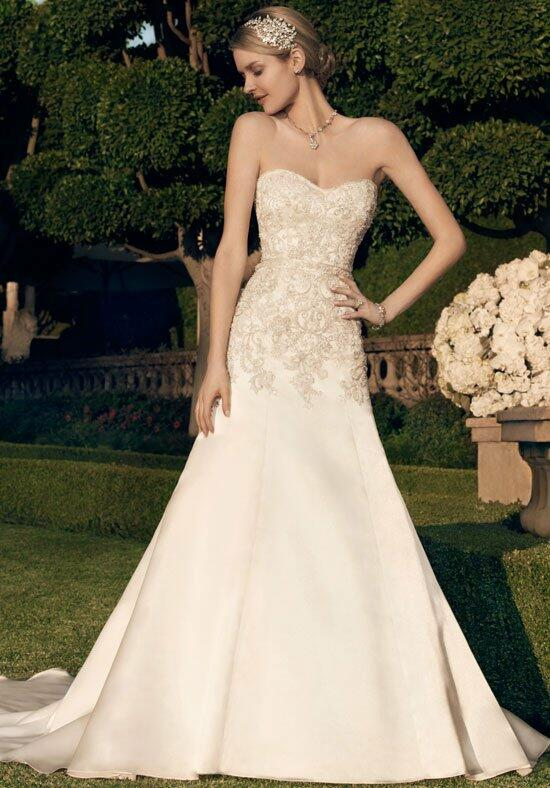 Casablanca Bridal 2166 Wedding Dress photo