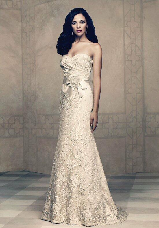 Paloma Blanca 4355 Wedding Dress photo