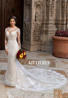 KITTYCHEN CECELIA, H2028 Mermaid Wedding Dress