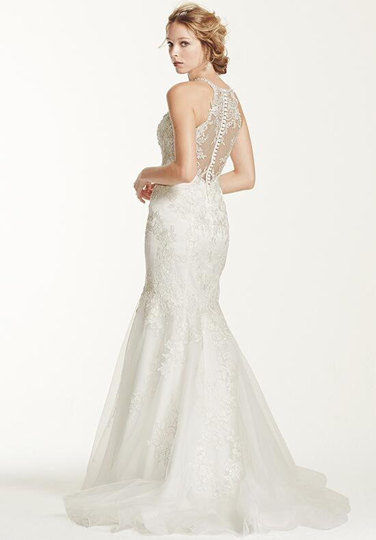 David's Bridal Galina Signature Style WG3735 Wedding Dress photo