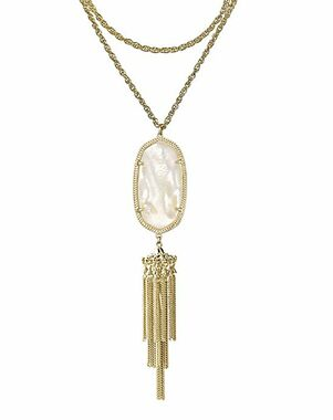 Kendra Scott Rayne Necklace in Ivory Wedding Necklace photo