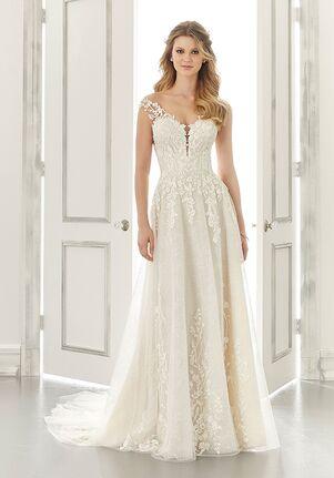 Morilee by Madeline Gardner Alice A-Line Wedding Dress