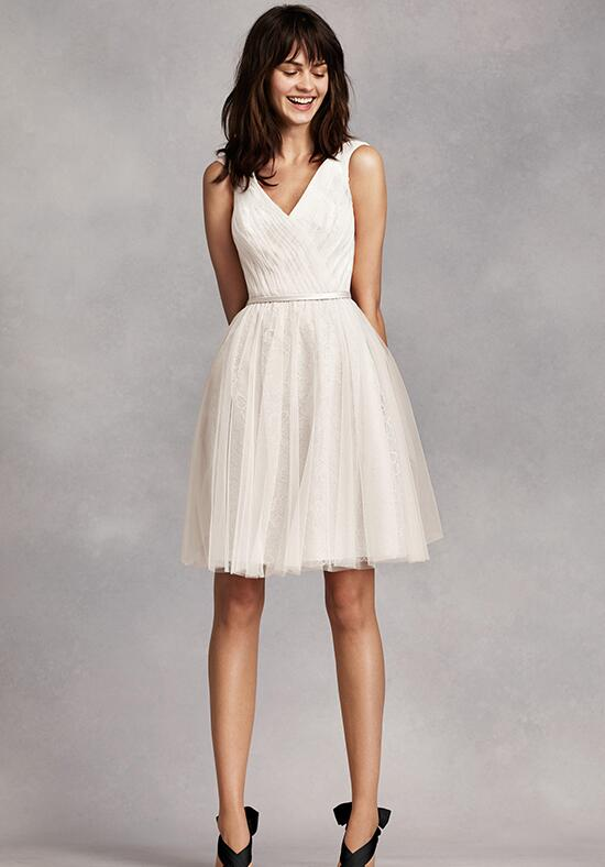 White by Vera Wang Collection VW360206 Bridesmaid Dress photo