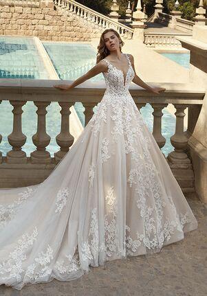 Demetrios 1152 A-Line Wedding Dress