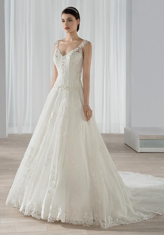 Demetrios 592 Wedding Dress photo
