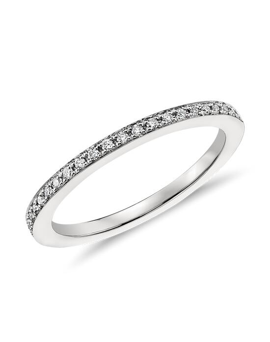 Monique Lhuillier Fine Jewelry Pave Diamond Ring 35523 Wedding Ring photo