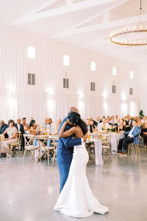 Father Daughter Dance at The Farmhouse in Montgomery, Texas