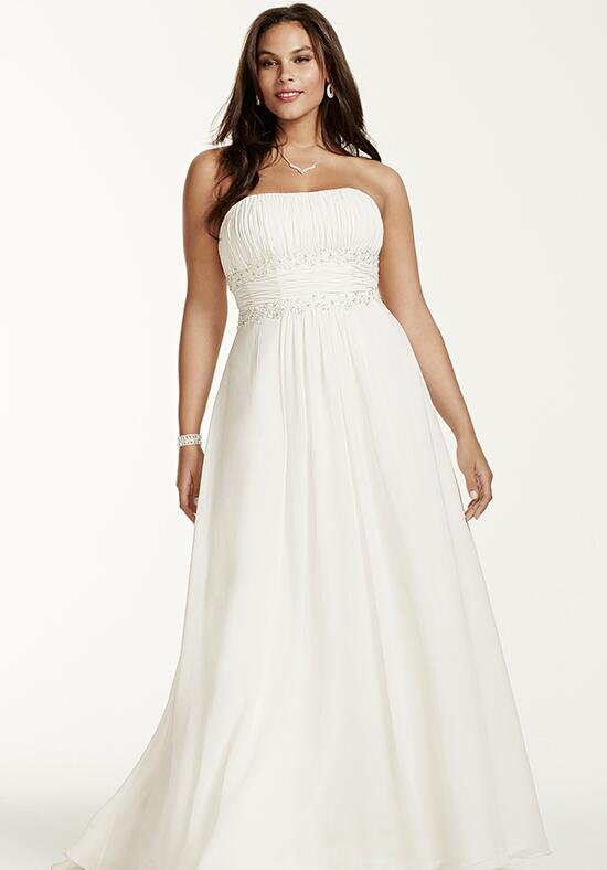 David's Bridal David's Bridal Woman Style 9V9743 Wedding Dress photo