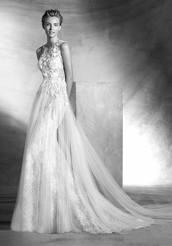 Atelier Pronovias VINTAGE Wedding Dress photo