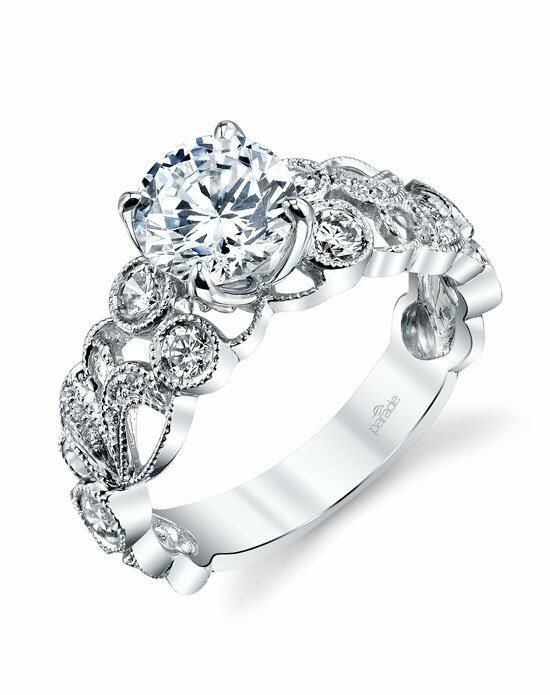 Parade Design Style R3313 from the Hera Collection Engagement Ring photo