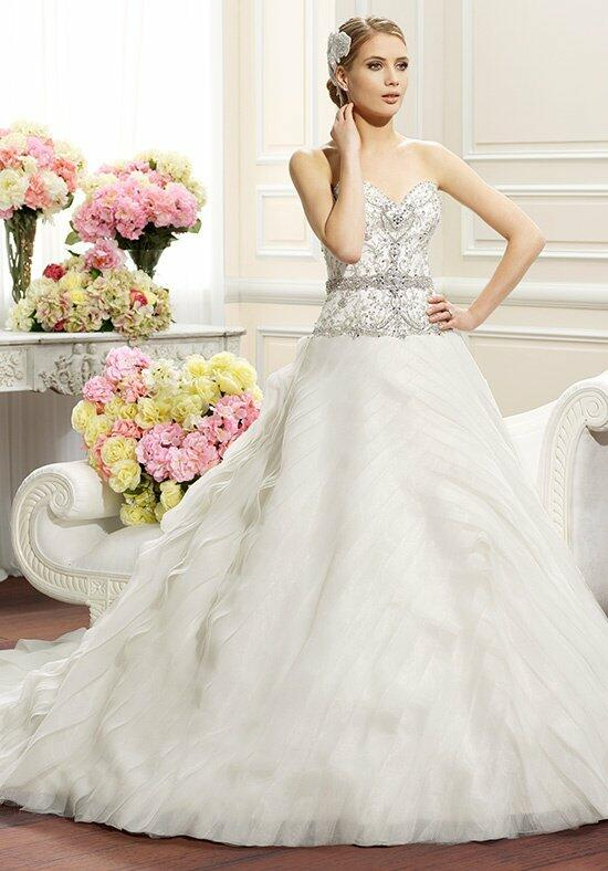 Moonlight Couture H1266 Wedding Dress photo