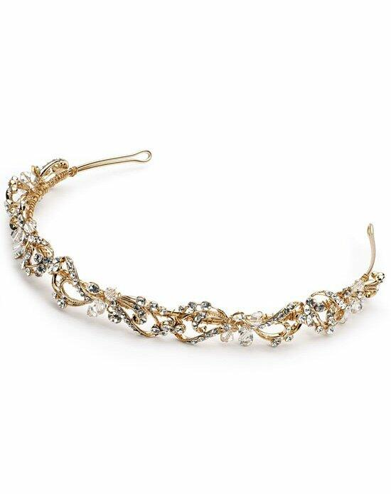 USABride Rosabel Gold Headband TI-3159-G Wedding Headbands photo