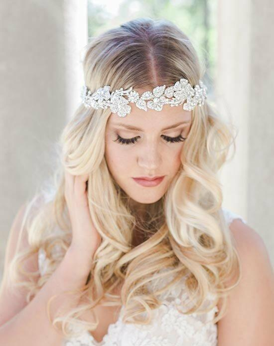 Bel Aire Bridal 6450 Wedding Headbands photo