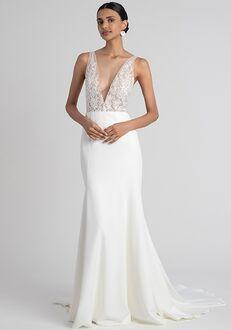 Jenny by Jenny Yoo Harlow Sheath Wedding Dress