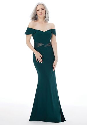 MGNY 72215 Black,Pink,Green Mother Of The Bride Dress