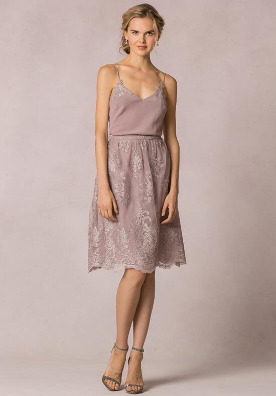 Jenny Yoo Collection (Maids) Arianna Skirt Bridesmaid Dress photo