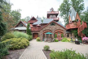 Wedding at Landoll's Mohican Castle