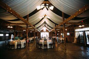Bluemont Vineyard Barn Reception