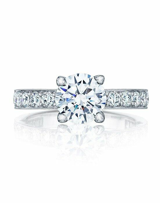 Tacori 41-3 RD 7.5 Engagement Ring photo
