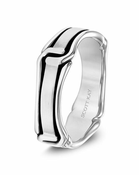 Scott Kay G4084CV6 Wedding Ring photo
