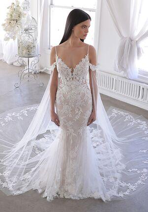 Blue by Enzoani Olana Mermaid Wedding Dress