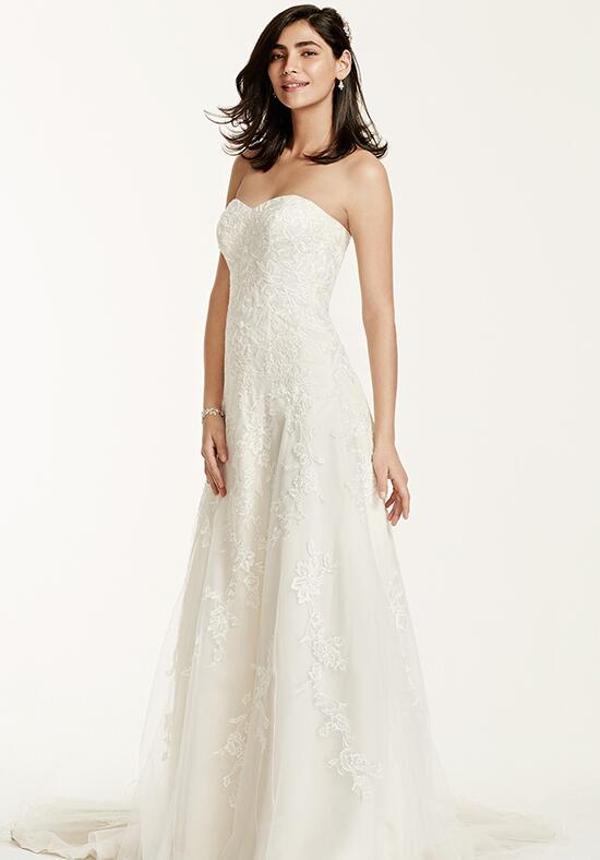 David's Bridal David's Bridal Collection Style V3587 Wedding Dress photo