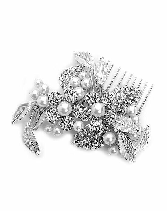 USABride Pretty Flower Comb Wedding Pins, Combs + Clips photo