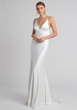 Jenny by Jenny Yoo Marnie Sheath Wedding Dress