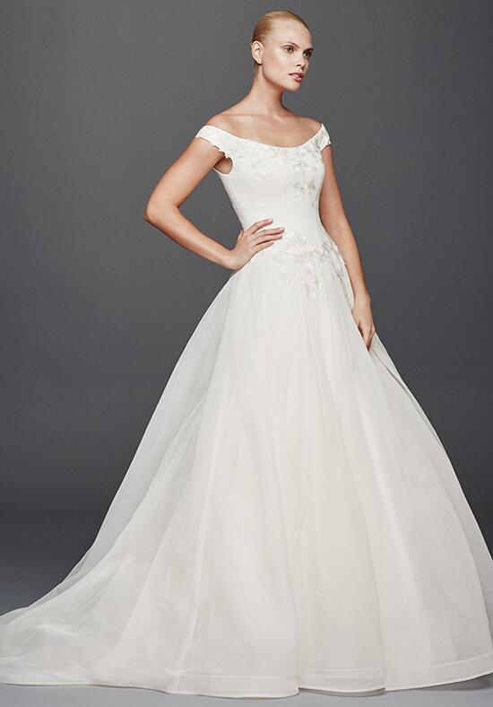 Truly Zac Posen at David's Bridal Truly Zac Posen Style ZP341626 Wedding Dress photo