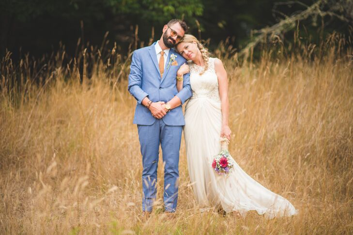 Erica Headley (38 and a producer) and Duncan Robertson's (32 and a producer) wedding increased the populatio