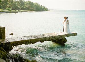 Winnie & Michael in Montego Bay, Jamaica