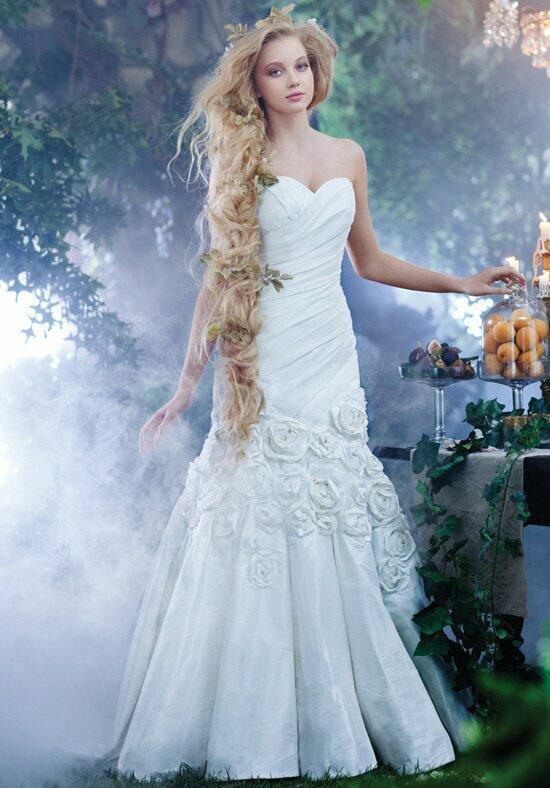 Disney fairy tale weddings by alfred angelo wedding dresses for Disney mermaid wedding dress