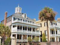 Historic buildings in Charleston, South Carolina