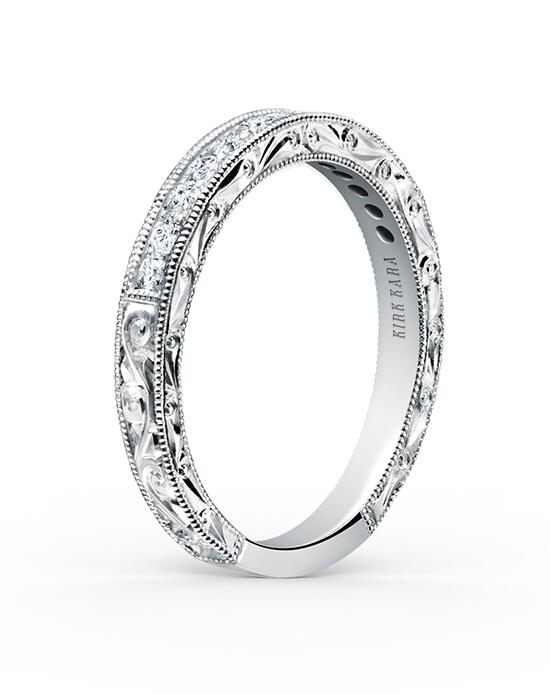 Kirk Kara Stella Collection K160E-B Wedding Ring photo
