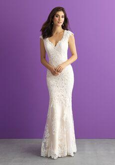 Allure Romance 3009 Sheath Wedding Dress