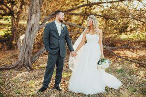 Embellished Essence of Australia Wedding Dress