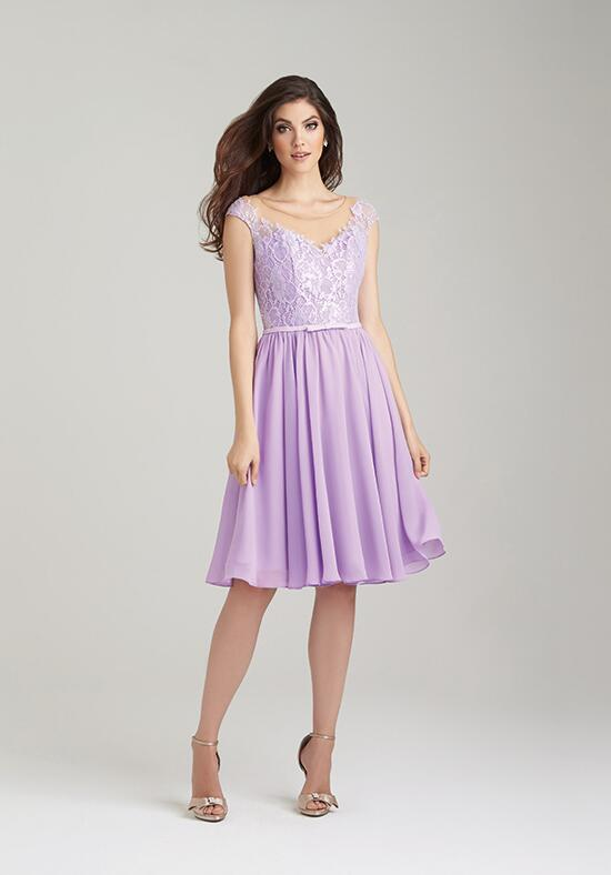 Allure Bridesmaids 1453 Bridesmaid Dress photo