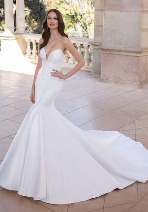 ÉLYSÉE Toussaint Mermaid Wedding Dress