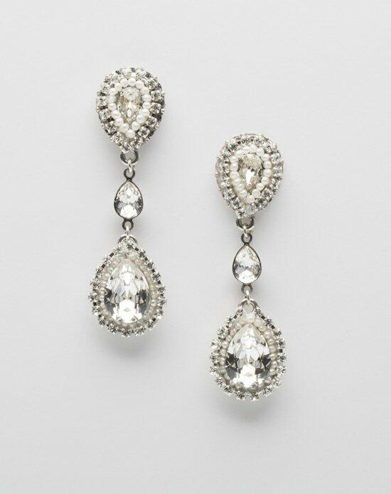 MEG Jewelry Kisa earrings Wedding Earrings photo