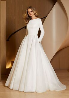 The Other White Dress Chastity Ball Gown Wedding Dress