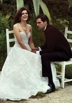 Justin Alexander Addison Ball Gown Wedding Dress
