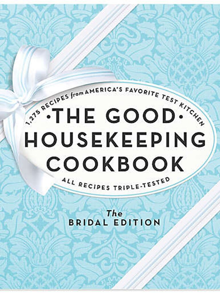 The Good Housekeeping Cookbook cover