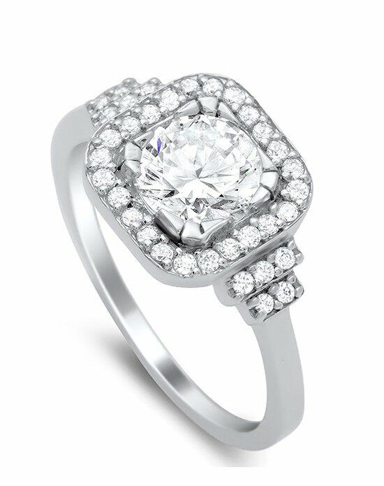 Timeless Designs R1506 Engagement Ring photo