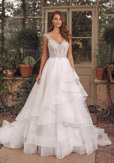 Justin Alexander Adeline Ball Gown Wedding Dress