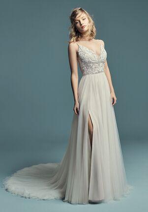 Maggie Sottero Charlene A-Line Wedding Dress