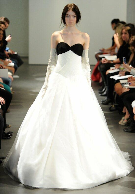 Vera Wang Spring 2014 Look 12 Wedding Dress photo