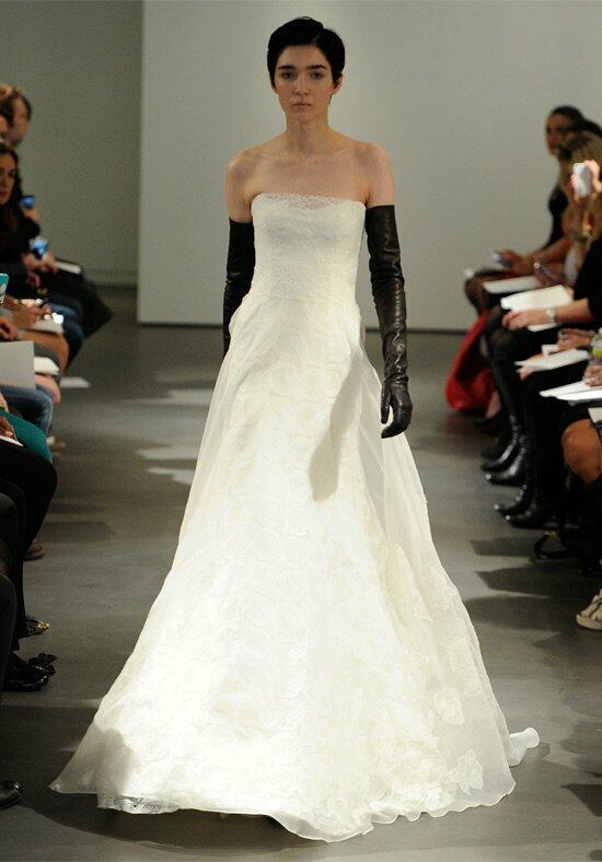 Vera Wang Spring 2014 Look 10 Wedding Dress photo